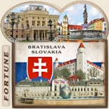 Bratislava Slovakia :: Tourist Souvenirs for Promotion and Gift
