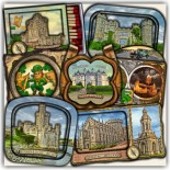 Ireland Promotional Souvenirs and Magnets